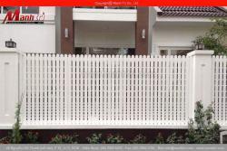 Thanh gỗ Conwood làm hàng rào với qui cách đa dạng