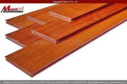 Sàn gỗ Căm Xe chiếm lĩnh thị trường sàn gỗ tự nhiên