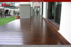 Sàn gỗ Conwood - sản phẩm nhân tạo, chất lượng tự nhiên
