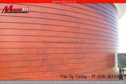 Ứng dụng tấm xi măng giả gỗ trong trang trí nội ngoại thất