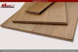 Lựa chọn sàn gỗ tự nhiên sao cho hợp lý