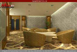 Tấm ốp tường 3D: Xu hướng nội thất mới