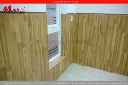Sàn gỗ công nghiệp giá cả