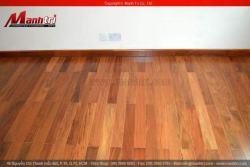 Sàn gỗ cà chít tự nhiên giá rẻ