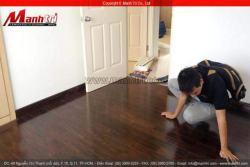 Sàn gỗ Chiu Liu tự nhiên giá rẻ