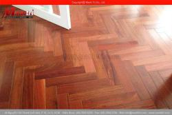 Sàn gỗ tự nhiên Cẩm lai giá rẻ