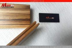 Sàn gỗ tự nhiên xoan đào giá rẻ