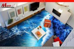 Chọn vật liệu lót sàn 3D