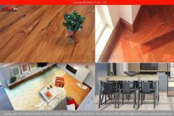 Sàn nhà gỗ giá rẻ