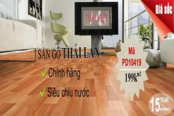 Tưng bừng khuyến mãi sàn gỗ Thái Lan