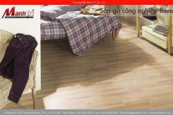 Sàn gỗ công nghiệp 8mm