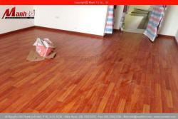 Giá sàn gỗ công nghiệp Hà Nội