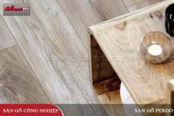 Sàn gỗ Pergo có chống nước được không?