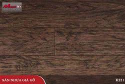 Sàn nhựa giả gỗ Aroma K211