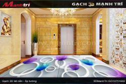 Gạch 3D Mạnh Trí GO13751602