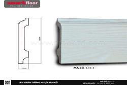 Len chân tường nhựa sàn gỗ L95-3