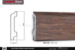 Len chân tường nhựa sàn gỗ L76-10