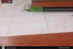 Sàn gỗ công nghiệp Leowood – dễ dàng thi công, sàn nhà sang trọng!
