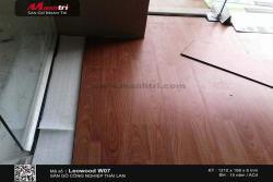 Lắp đặt sàn gỗ công nghiệp Leowood W07 cho Doanh nghiệp Ngọc Ánh