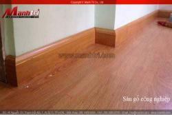 Báo giá sàn gỗ công nghiệp Robina