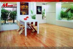 Bảng báo giá sàn gỗ công nghiệp công nghệ Đức Perfectlife 11-2012