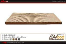 Bảng báo giá sàn gỗ ngoài trời Awood 11-2012