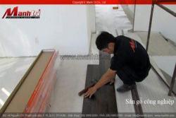 Dịch vụ sửa sàn gỗ công nghiệp, gỗ tự nhiên, gỗ ngoài trời