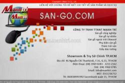 Giới thiệu Website san-go.com chuyên cung cấp sàn gỗ Mạnh Trí