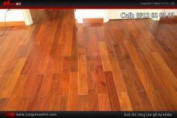Giữ cho sàn gỗ tự nhiên bền và đẹp