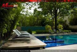 Gỗ Awood - loại gỗ được mua dùng nhiều cho sàn Hồ Bơi