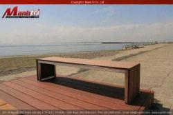 Gỗ nhựa Composite Awood dùng làm ghế ngoài trời