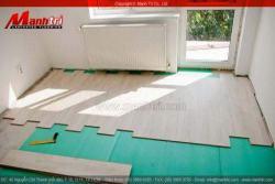 Kinh nghiệm thi công lắp đặt sàn gỗ ở tại Hà Nội