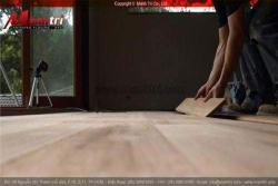 Kỹ thuật thi công lắp đặt sàn gỗ công nghiệp