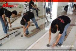 Mạnh Trí cung cấp dịch vụ thi công các loại ván sàn nội ngoại thất