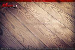 Mạnh Trí giới thiệu một số loại bề mặt gỗ sồi công nghiệp mới