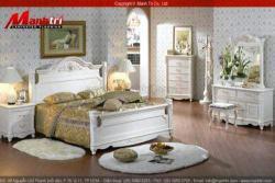 Sàn gỗ cho phòng ngủ - mẫu gỗ công nghiệp đẹp 08-2012