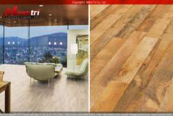 Sàn gỗ công nghiệp và