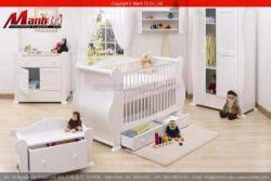 Sàn gỗ công nghiệp và tự nhiên lót cho phòng Trẻ em - Baby