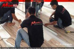 Sàn gỗ Mạnh Trí - Thi công sàn gỗ công nghiệp