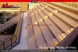 Sàn gỗ ngoài trời giá rẻ bán với giá 600,000đ/m2