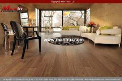 Trang trí sàn gỗ công nghiệp theo phong cách Châu Âu