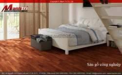 Xu hướng thiết kế nội thất với sàn gỗ công nghiệp năm 2012-2013