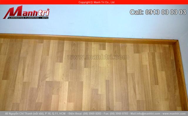 Khuyến mãi sàn gỗ công nghiệp KingFloor