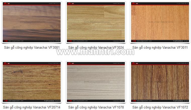 Khuyến mãi sàn gỗ Vanachai nhân dịp Giáng Sinh tại Mạnh Trí