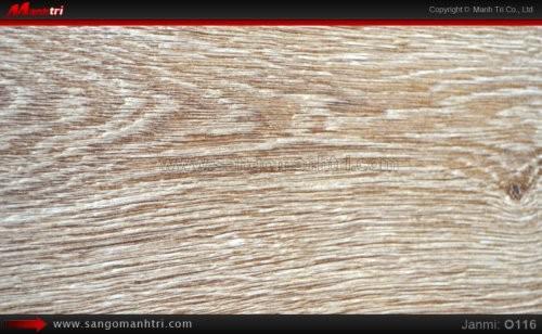 Sàn gỗ Janmi O116 - 12mm