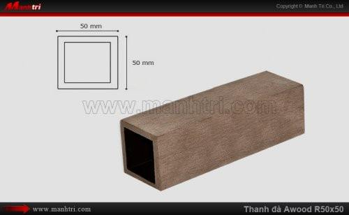 Thanh đà Awood R50x50