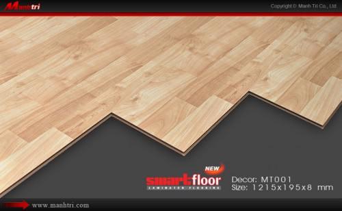 Sàn gỗ Smart FLoor MT001