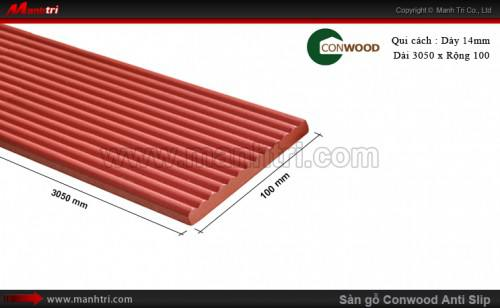 Sàn gỗ CONWOOD Anti Slip
