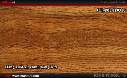 Sàn gỗ KingFloor 178