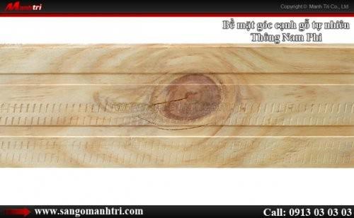Sàn gỗ tự nhiên Thông Nam Phi
